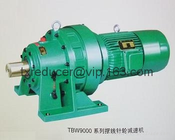 BWD Cycloidal Reducer 1