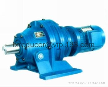 BWD Cycloidal Reducer 2