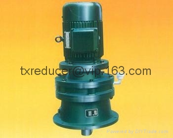 BLY Cycloidal Reducer 1