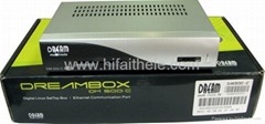 Dreambox dreambox DM500 DM500-C DM 500C DM500C digital cable receiver DVB-C