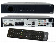 VU+ solo HD DVB-S2 digital satellite receiver Linux Operating System