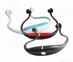 Stereo Bluetooth Headset S9 Active Wireless Hands-free Sports headphone+Mic