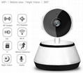 1080p HD intelligent home pet baby care