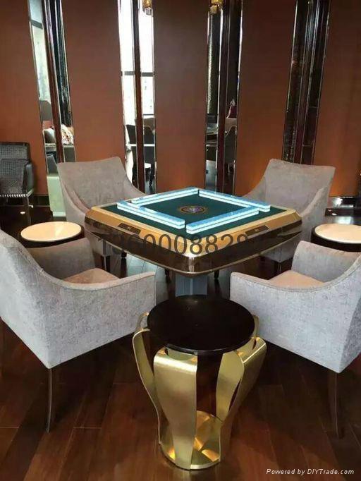 廣州優質折疊自動麻將機熱賣 3