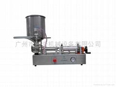 Semi automatic piston fi
