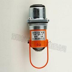 日本大和电业DAIWA安全开关插销锁SPT-11