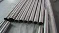 Titanium tube for heatexchanger
