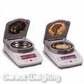 卤素灯全自动水分测定仪 2