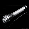 4500LM 50W/38W xenon hid torch flashlight