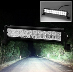 High Intensity 72W led driving light bar,4x4 Light Bar OFF ROAD
