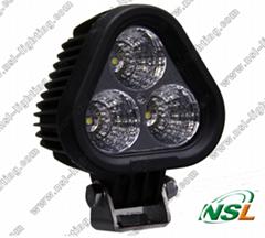 High Power 30W LED Work Light LED Truck Light Cree LED Light