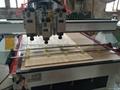 中山木工雕刻机、双刀自动切换、