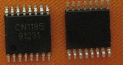 低功耗四通道电压监测集成电路
