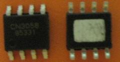 500毫安USB接口兼容的磷酸铁锂电池充电IC CN3058