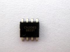 可用太陽能板供電的鋰電池充電管理芯片  CN3063