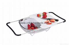 Stainless steel Flexible basket