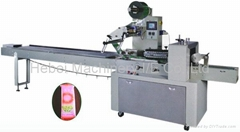 Pillow Packing Machine with code printer