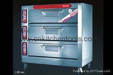 Deck Oven 1