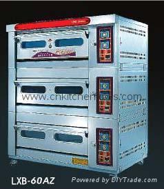 Deck Oven 5