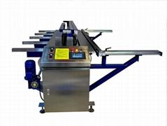 automatic plastic sheet bending  welding machine
