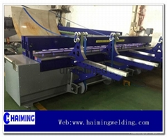 Automatic high frequency PP PE PVDF Plastic Sheet Welding Machine