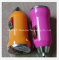 MINI-USB Car charger,iphone Car charger 3