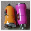 USB-MINI Car charger.iphone car charger 2