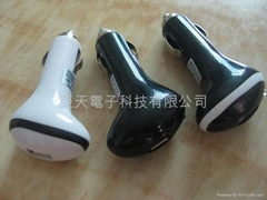 5V1000mA USB car charger for iPhone5