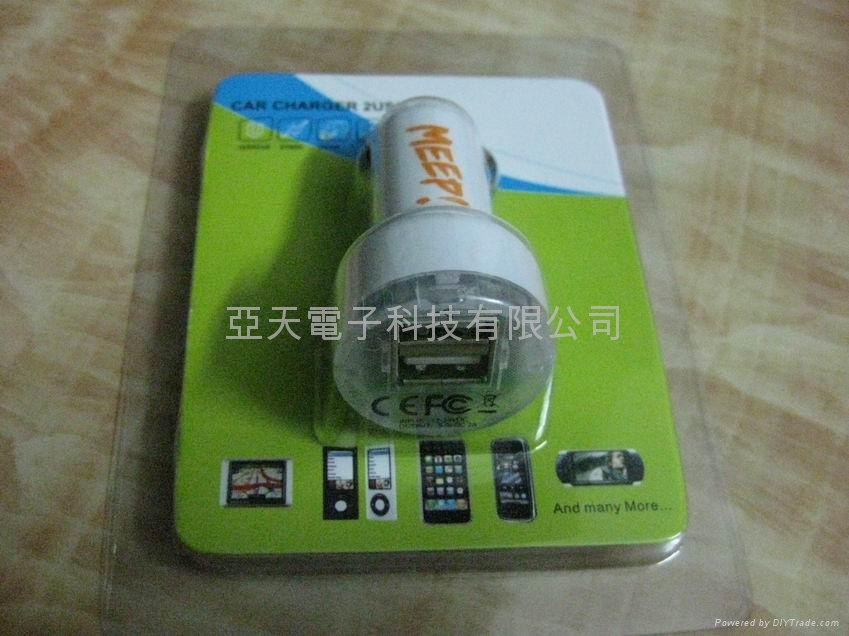5V2.1A car charger for ipad,Tablet PC Car Charger 5