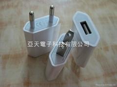 蘋果配件iphone5充電器