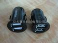 5V2000mA Mini carcharger, 2A-usb car charger 2