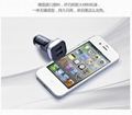 MINI Car chargers,IPAD car chargers,Dual USB Car chargers 5