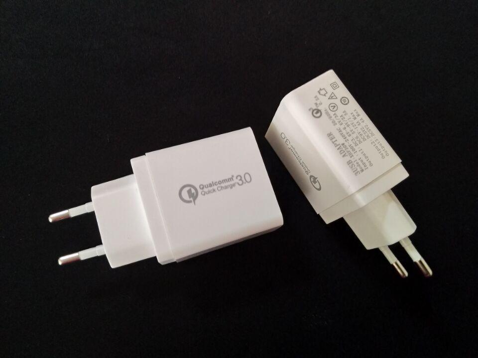 高通3.0手機快充、QC3.0快充/3個USB口帶快充3.0 3