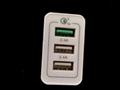 高通3.0手機快充、QC3.0快充/3個USB口帶快充3.0 5