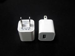苹果充电器、iPhone充电器、UL认证苹果手机充电器、5V1A手机充电器ul认证