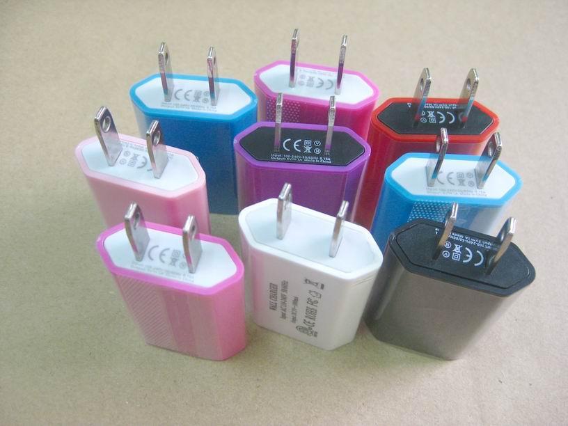 欧洲认证CE适配器1a、欧规适配器USB接口、欧洲插头充电器 6