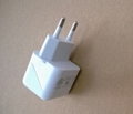 Folding pin USB charger 5v1a cell phone charger UL phone adapter ul charger 7