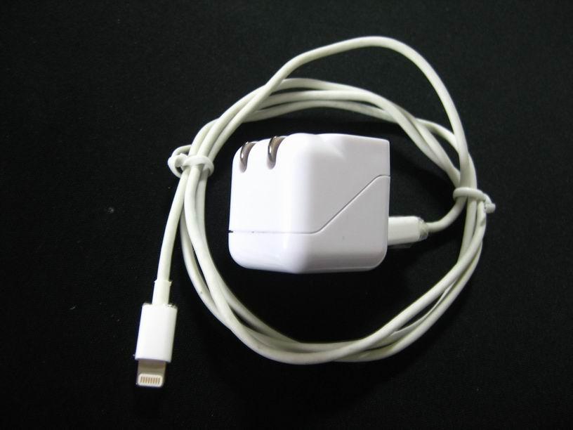 折疊插腳USB充電器UL認証5v1a手機充電器 美國UL手機適配器 9