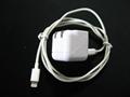 折叠插脚USB充电器UL认证5v1a手机充电器 美国UL手机适配器 9