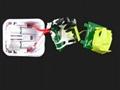 折疊插腳USB充電器UL認証5v1a手機充電器 美國UL手機適配器 12