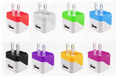 Folding pin USB charger  (Hot Product - 1*)