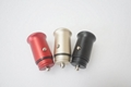 Small Metal Car Charger、4.8a Car Charger、Dual usb Car Charger  3