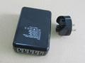 全球通旅行充電器QC3.0快充+4個USB接口旅行充 7