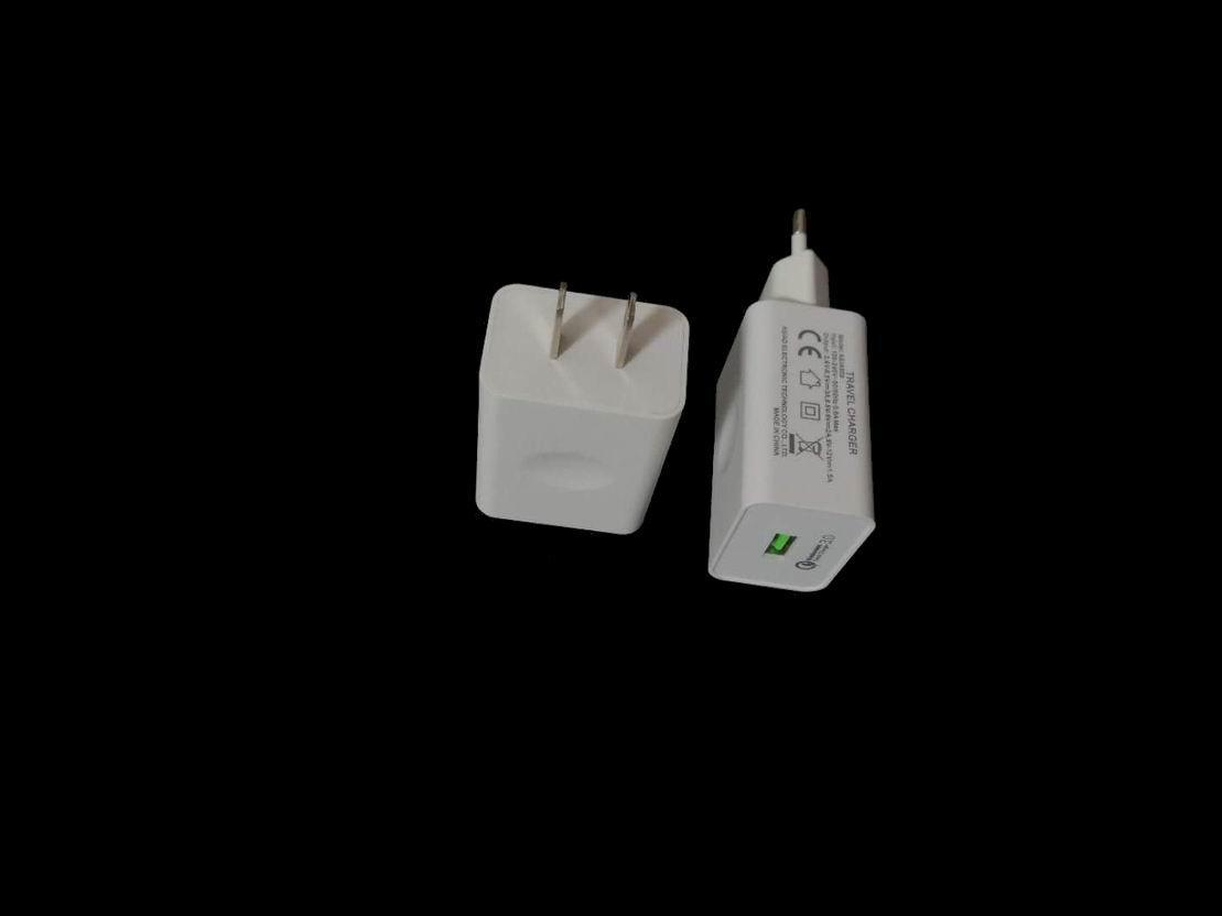 qc3.0手机快充 兼容PD快充 三星手机快充 智能手机快充 无线充电器快充 1