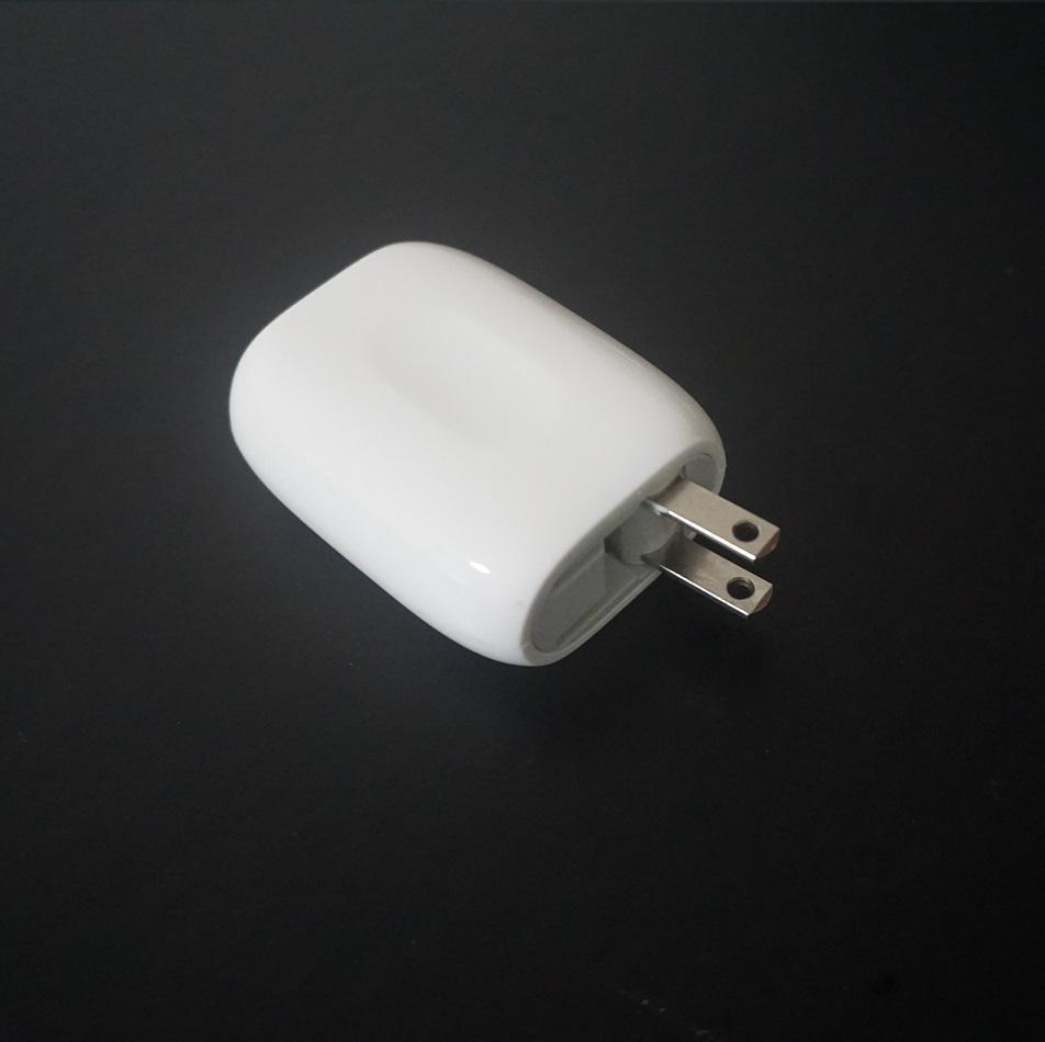 3USB旅行充 5v3a旅行充电器 折叠插脚UL认证 2