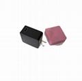 USB充電器帶充電寶 二合一多功能帶充電器移動電源 4