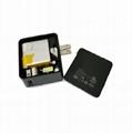 USB充電器帶充電寶 二合一多功能帶充電器移動電源 6