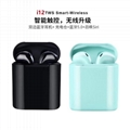 Tws Bluetooth Headset for Apple iPhone and PC and Android devices 6