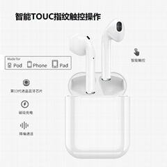 Tws Bluetooth Headset for Apple iPhone and PC and Android devices (Hot Product - 1*)