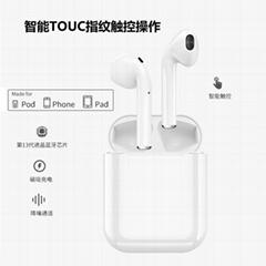 tws藍牙耳機 適用蘋果iPhone及電腦和安卓系統設備使用